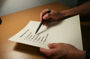Reserve Study Checklist